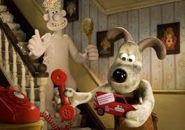 wallace gromit tv advert mirror