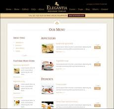 30 restaurant menu templates want to impress your customers