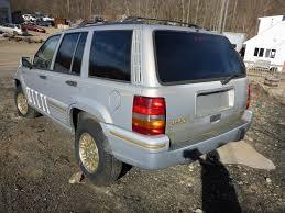 jeep grand 1995 limited 1995 jeep grand limited 162713 east coast auto salvage
