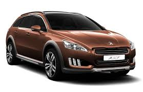 peugeot traveller allure peugeot 508 rxh front and rear view dream cars pinterest