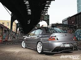 modified mitsubishi lancer 2005 evo 8 wallpaper on wallpaperget com