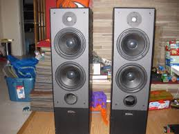 floor standing speakers for home theater sound dynamics reference series r 818 floorstanding speakers photo