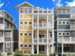 apartments 4 story house bedroom two storey house model floor