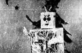 1700s Halloween Costumes Retro Robot Halloween Costume 1957 Americana