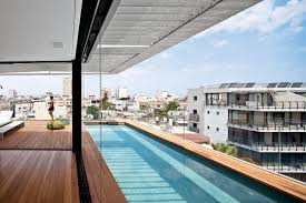 12 modern pools that make a big splash photos huffpost talk about an escape from the city