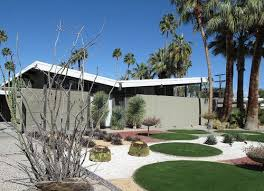 Mid Century Modern Landscaping by 18 Best Palm Springs Mid Century Landscaping Images On Pinterest