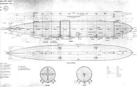 titanic floor plans ship plan how to and diy building plans online class boat