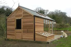 Collection Shed With Greenhouse Attached s Best Image