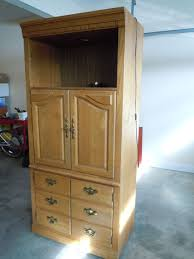 Tv Armoire Tv Armoire Modification 6 Steps