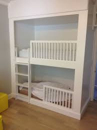 Built In Bunk Bed Crafted Built In Bunk Beds By Bk Renovations Inc