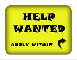 help wanted sign clipart clip library