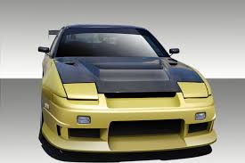 nissan 240sx duraflex hb vector body kit 4 pc for nissan 240sx 89 94 ed 109095