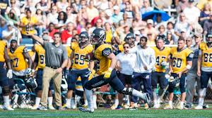 bentley college football football set for road test with 24 assumption merrimack college