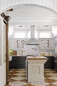 black kitchen countertops with white cabinets 11 black kitchen cabinet ideas for 2020 black kitchen