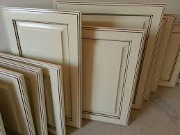 White Kitchen Cabinets With Glaze Antique White Glazed Cabinet Doors Recent Work Great Out Of