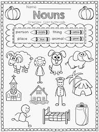 free noun worksheets free worksheets library download and print