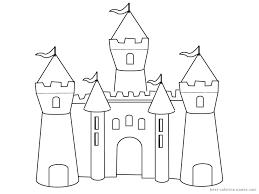 Castle Coloring Pages Castle Colouring Pages Images 18745 Coloring Pages Castles