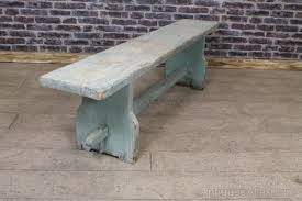 Industrial Style Bench Antiques Atlas Pine Farmhouse Bench Vintage Bench