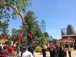 New Jersey Six Flags Address El Diablo Opens At Six Flags Great Adventure