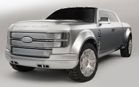what inspired the ford atlas concept truck trend