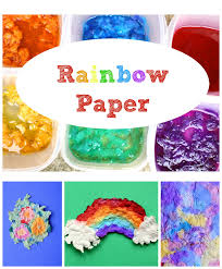 streamers paper at home make paper with party streamers