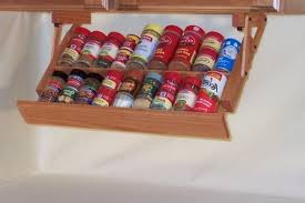 under cabinet spice rack diy spice rack instructions and ideas guide patterns