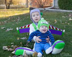 Toy Story Halloween Costumes Toddler U0027ve Friend Emarie Photography