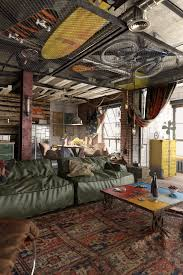 wild loft design interior design ideas