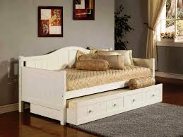 Modern Daybed With Trundle White Daybed With Trundle U2014 Contemporary Homescontemporary Homes