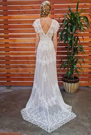 dreamy cotton lace bohemian wedding gown baking pinterest