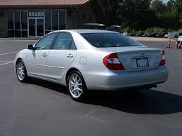 2003 toyota camry le for sale in asheville