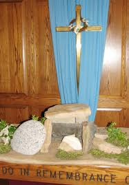 Religious Outdoor Easter Decorations by Table Top Empty Tomb Display Recipes Pinterest Empty Tomb