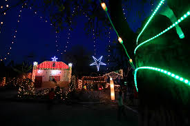 people who hang christmas lights in pictures pakistani churches illuminated on christmas pakistan
