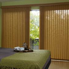 Fabric Window Shades by Vertical Blinds 3 Blind Mice Window Coverings