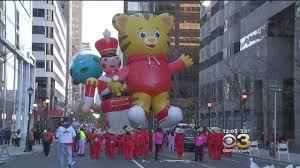 philadelphia thanksgiving day parade kicks