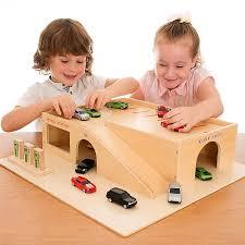 wooden toy garages wooden play garages