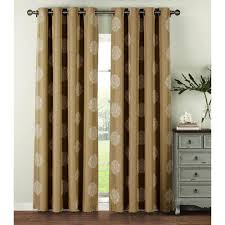 Drapery Panels 96 Window Elements Semi Opaque Venice Embroidered Faux Linen Extra