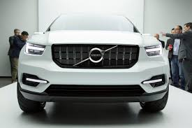 volvo official volvo official says the volvo xc40 will arrive in early 2018