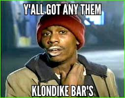 Klondike Bar Meme - what would you do oneplus forums