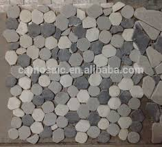 basket weave wooden gray shower tile for home decoration view
