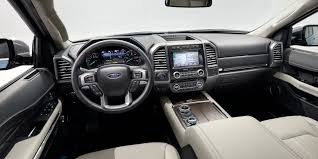 2017 ford expedition platinum ford unveils all new 2018 expedition as latest vehicle with
