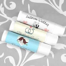 wedding favors personalized lip balm wedding favors personalized lip balm bridal shower