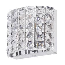 marquis by waterford moy led 1 light bathroom wall light