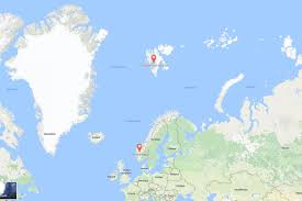 Baffin Bay On World Map by The Longyear Town Norway Album On Imgur