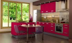 cuisine couleur fin déco cuisine couleur framboise 28 62 17 denis cuisine