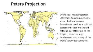 Map Projection Regions Ppt Video Online Download