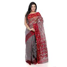 dhakai jamdani fancy dhakai jamdani saree jamdani saree grace sarees to