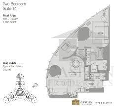 Floor Plan Hotel Burj Khalifa Armani Hotel Floor Plans