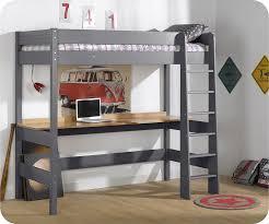 lit avec bureau coulissant porte fenetre pour lit mezzanine enfant bureau nouveau lit superposé