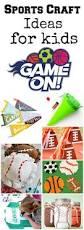 202 best sports zone crafts u0026 food ideas images on pinterest